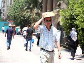 الأرصاد: طقس الغد شديد الحرارة و العظمى بالقاهرة 38 درجة