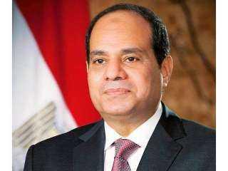 السيسى يؤكد موقف مصر الثابت بالتوصل لاتفاق قانونى ملزم بشأن سد النهضة