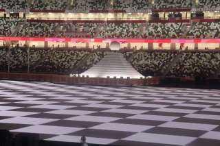 انطلاق حفل افتتاح الأولمبياد في الاستاد الأولمبي بطوكيو
