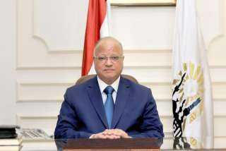 محافظ القاهرة : تطهير وتعقيم  جميع لجان الثانوية العامة