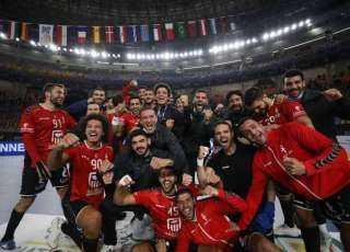 اليوم.. منتخب اليد يواجه البرتغال فى افتتاح أولمبياد طوكيو