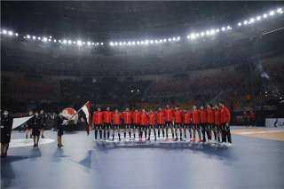 أولمبياد طوكيو.. موعد مباراة منتخب اليد ضد البرتغال والقنوات الناقلة