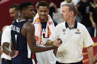 عزل مدرب فرنسا لكرة السلة في طوكيو بسبب كورونا