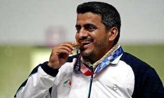 الإيراني فروغي يتوج بذهبية في الرماية بمسدس ضغط الهواء بأولمبياد طوكيو