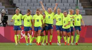 السويد ترافق أستراليا لدور الثمانية في منافسات الكرة النسائية الأولمبية