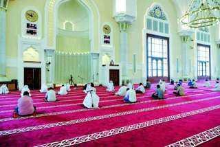 قرار حكومي عاجل بشأن المساجد