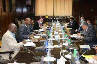 تفاصيل مباحثات وزير الكهرباء ونظيره البوروندى لتعزيز التعاون المشترك