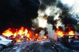دولة عربية كبري تحبط سلسلة هجمات إرهابية