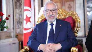 أول تعليق من الغنوشي على قرار الرئيس التونسي تجميد البرلمان وإقالة الحكومة