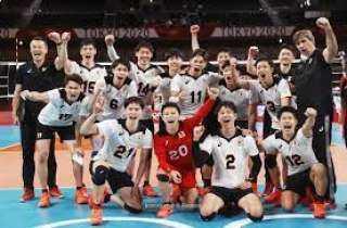 اليابان تتغلب على كندا في منافسات كرة الطائرة بأولمبياد طوكيو