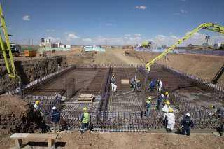 «روساتوم» تبدأ بإنشاء مبنى مفاعل بحوث في بوليفيا