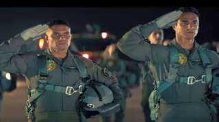 """استئناف تصوير فيلم """"السرب"""" الي يوثق بطولات القوات المسلحة"""