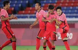 كوريا الجنوبية تكتسح هندوراس بسداسية وتتأهل مع نيوزيلندا لدور الثمانية من منافسات كرة القدم بأولمبياد طوكيو
