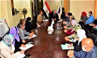 نيفين جامع: توفير العمالة الفنية الماهرة للصناعة المصرية ركيزة أساسية لتوطين التكنولوجيا الحديثة