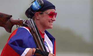 السلوفاكية ستيفيسيكوفا تتوج بذهبية الرماية من حفرة للسيدات في أولمبياد طوكيو