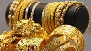 4 جنيهات ارتفاعا فى أسعار الذهب اليوم