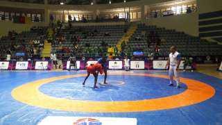 انطلاق بطولة إفريقيا للسامبو في استاد القاهرة