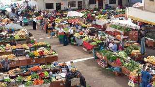 استقرار أسعار الخضراوات فى بورصة أسعار سوق الجملة