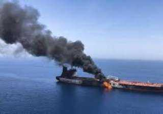 البحر المشتعل ..  ساحة الحرب للجديدة بين إسرائيل وإيران