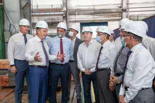 تنطلق في روسيا.. تفاصيل تصنيع المعدات لأول محطة مصرية للطاقة النووية