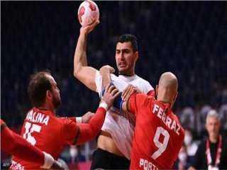 رسميًا.. يد مصر تواجه ألمانيا في ربع نهائي الأولمبياد