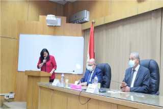 وزير التموين : التعاون بين الجامعات والوزارة مفهوم جيد جدا لتدريب الطلاب
