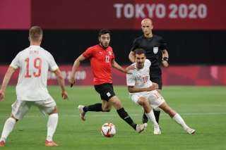 طوكيو 2020.. موعد مباراة إسبانيا واليابان فى نصف النهائى والقناة الناقلة