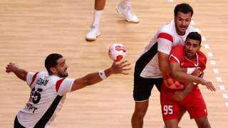 موعد مباراة مصر وألمانيا فى كرة اليد بـ أولمبياد طوكيو والقناة الناقلة