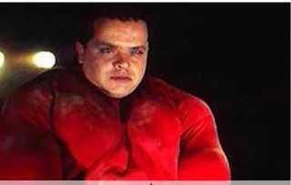 """تصميم نجلة شريف عرفة.. محمد هنيدى يكشف  كواليس ارتدائه العضلات الصناعية بفيلم """"فول الصين العظيم"""""""