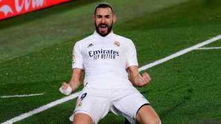 بعد تعافيه من كورونا.. بنزيما يعود لتدريبات ريال مدريد