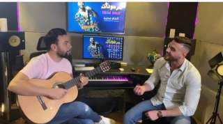 """بالتعاون مع مدين.. إسلام غالى يطرح أغنية""""سابق كل الناس"""""""