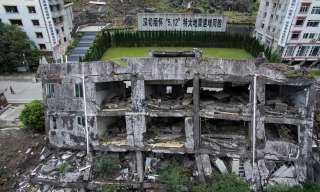 نداء طارئ في الصين بعد زلزال سيتشوان المدمر