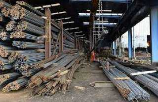 تعرف على أسعار الحديد فى بورصة السوق العقارى