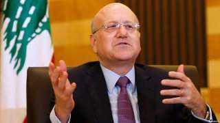 أول تعليق لـ نجيب ميقاتي علي دخول شاحنات الوقود الإيرانية لبنان