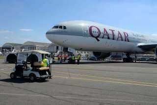 الخطوط الجوية القطرية تجلي 28 أمريكيا من كابل