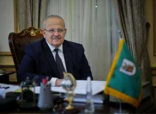 رئيس جامعة القاهرة: صرف 1800 جنيه  لكافة العاملين بالجامعة من صندوق تحسين أحوال العاملين بالجامعات
