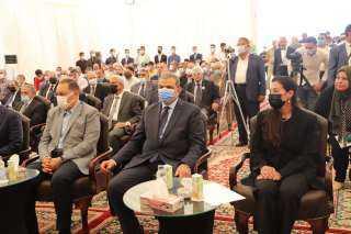 شاهد.. كيف شارك وزير القوى العاملة ومحافظ الشرقية في الذكرى الأولى لرائد الصناعة محمد فريد خميس؟