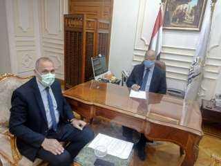 محافظ القاهرة : الحد الأدنى للقبول بالثانوي العام من ٢٣٠ درجة الي ٢٢٤ درجة
