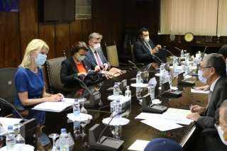 كواليس لقاء وزير الكهرباء مع وزيرة التجارة السويدية لبحث سبل التعاون