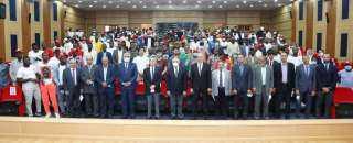 الجامعة  المصرية اليابانية تنظم الملتقى الدولى للطلاب الأفارقة