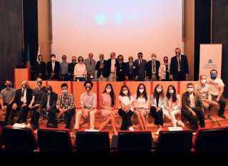 """""""هندسة القاهرة"""" تفوز ب 6 جوائز بالمسابقة الدولية للطاقة المتجددة وسط منافسة  من 20 دولة"""