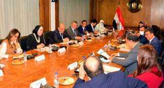وزيرا المالية والتجارة والصناعة يبحثان تنفيذ مبادرة تحفيز الصناعة المصرية