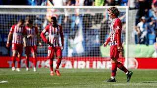 ألافيس يلحق بأتلتيكو مدريد الخسارة الأولى فى الليجا