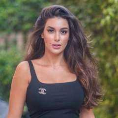 ياسمين صبرى تشارك جمهورها بصور مختلفة من أحدث ظهور لها