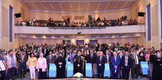 بالصور..  «الكنيسة» توزع جوائز المسابقة الثقافية لمادة التربية الدينية المسيحية