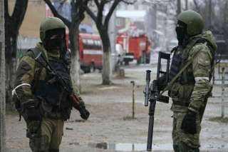 الأمن الروسي يحبط  عمل إرهابي ويعتقل 5 أشخاص