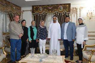 بروتوكول تعاون مشترك بين المجلس العالمي للتسامح والاتحاد العربي للتنمية الاجتماعية بجامعة الدول العربية