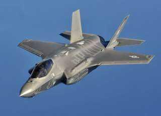 سلاح الجو الإسرائيلي يتسلم 3 مقاتلات جديدة من طراز إف35