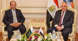 التراس يبحث مع سفير باكستان تعزيز الشراكة الاقتصادية بين القاهرة وإسلام آباد