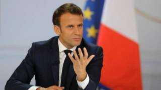الشرطة الفرنسية تُلقي القبض علي مجهول رشق ماكرون بالبيض